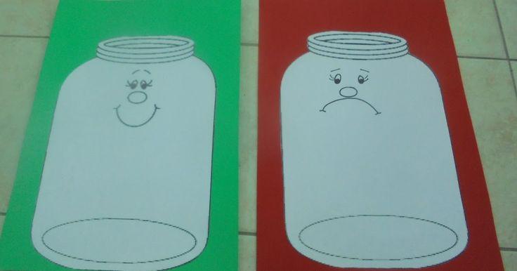Δυο βάζα γέμισαν με καραμέλες. Το ένα περιείχε γλυκές καραμέλες όπως γλυκά πρέπει να είναι τα λόγια που χρησιμοποιούμε. Στο άλλο βάζο οι ...