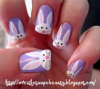 here comes bunny foo foo... just in time for easter!