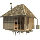 Best 25 shed floor plans ideas on pinterest small cabin for Free small cabin plans with material list