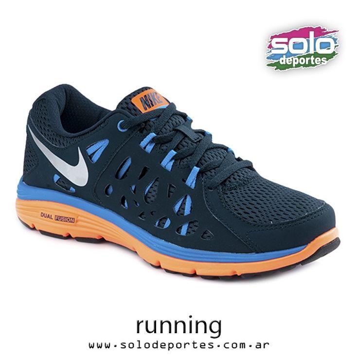 Dual Fusion Run 2 MSL Marino/Plata/Turquesa/Naranja  Marca: Nike 510010599563401   $ 759,00 (U$S 128,65)