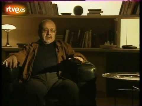 Adiós a Manuel Vázquez Montalbán. Informe semanal, de Televisión española.