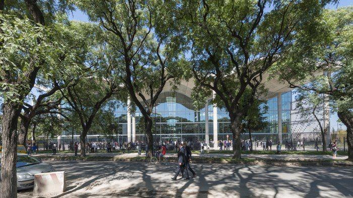 Buenos Aires Ciudad Casa de Gobierno covers an area of 32,000 sq m (345,000 sq ft) ...