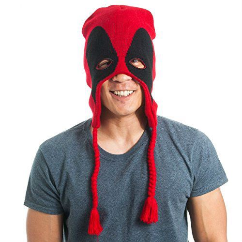 deadpool beanie mask