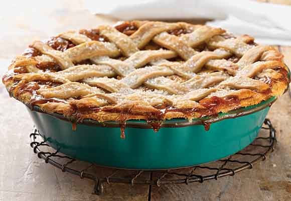 """""""Best"""" Apple Pie Recipe """"Use apples that will hold their shape during baking: Jonagold, Granny Smith, Ginger Gold, Cameo, Northern Spy, and Delicious are some good choices."""""""