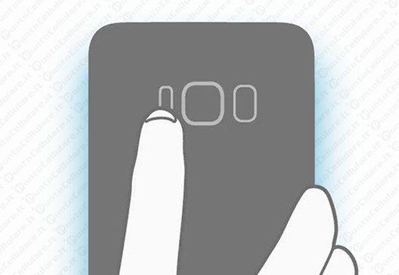 Samsung Galaxy S8 - ecco perchè il lettore di impronte è sul retro