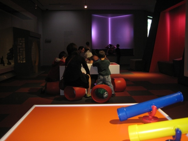 NGV Int. Kids Space: an adventure awaits   *image property of little melbourne