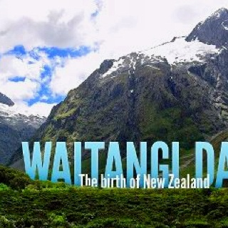 Waitangi Day - A national holiday in New Zealand. The treaty of Waitangi was an agreement signed in 1840 that made New Zealand part of the British empire and guaranteed Maori rights.