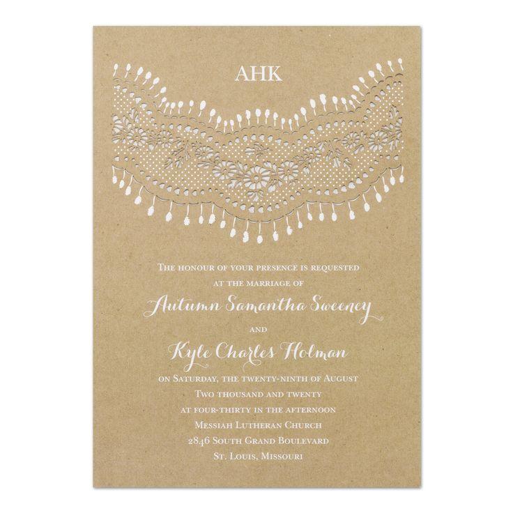 Carlson Craft Pocket Wedding Invitations: 17 Best Images About ♥♥♥ Wedding Invitations ♥♥♥ On