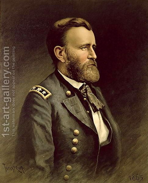 Ulysses S. Grant was the most successful Union or Confederate general during the American Civil War. He began his military career as a cadet having enrolled in the West Point military academy at the age of 17 in 1839. After graduating from West Point in June, 1843 Grant went on to serve with distinction in the Mexican-American War. Grant was a keen observer of the war and learned battle strategies serving under Generals Zachary Taylor and Winfield Scott...
