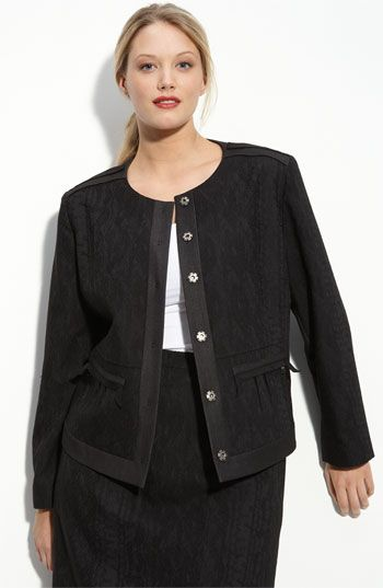 Which are the best stores for plus-sized workwear and plus-sized suits?