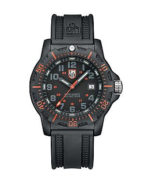 Luminox Black Ops PC Carbon Watch - No Color - Size No Size