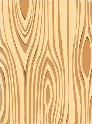 Wood Pattern Grain Texture clip art