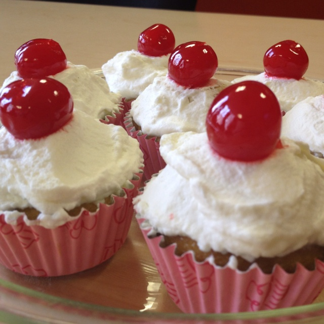 Tres Leches Cupcakes by Michelle