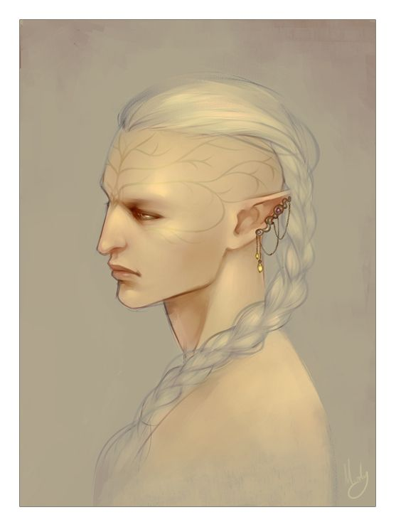 Ilrith :: artemorte: Someone mentioned braids in the tags of that hairy Abelas art and it took me like 2 secs to start painting this just how weak am I P.s. simple quest for everyone) Why did Bill die?