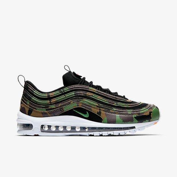 Release des Nike Air Max 97 Premium Country Camo Pack UK ist am 01.12.2017. Bleibe mit 99kicks immer auf dem Laufenden was heiße Sneaker angeht. #nike #airmax #nikeairmax #nikeairmax97 #follow4follow #TagsForLikes #photooftheday #fashion #style #stylish #ootd #outfitoftheday #lookoftheday #fashiongram #shoes #kicks #sneakerheads #solecollector #soleonfire #nicekicks