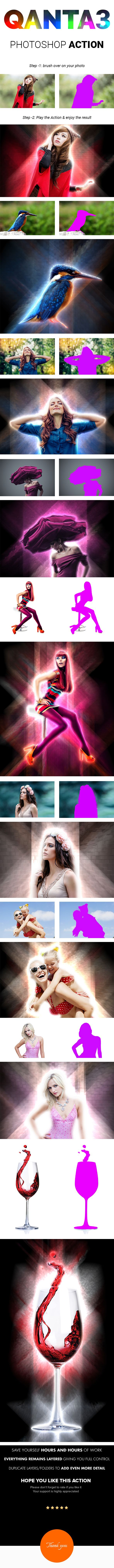 QANTA3   light glowing Effect Photoshop Actions. Download here: http://graphicriver.net/item/qanta3-light-glowing-effect-photoshop-actions/16224806?ref=ksioks