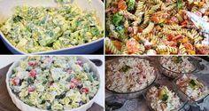 22 skvelých receptov na letné svieže šaláty, na ktorých si pochutnáte