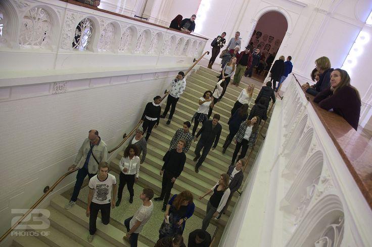 Stedelijkmuseum Steps photo | 23 Photos Of Amsterdam