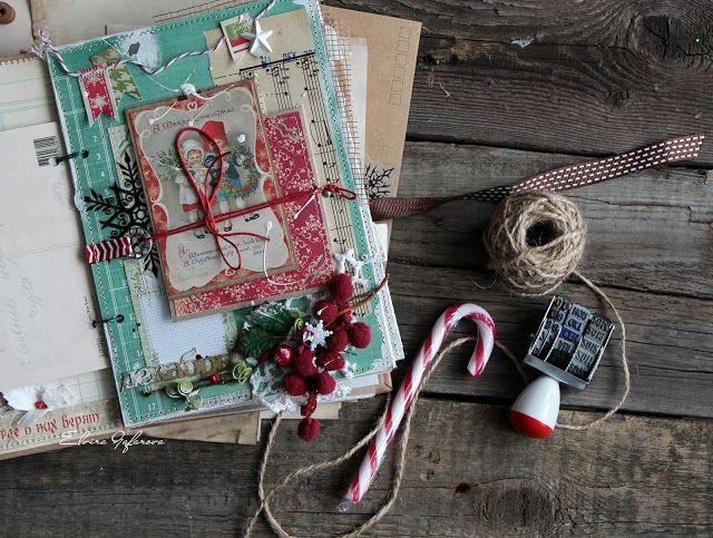 моё вдохновение: Про зимний фотодневник и МК...