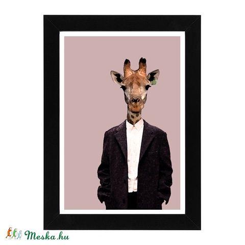 Street fashion giraffe (niele) - Meska.hu