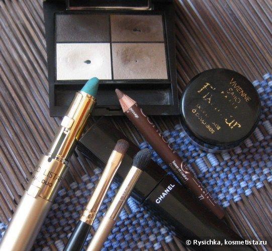 Матовый макияж с изюминкой — Отзывы о косметике — Косметиста