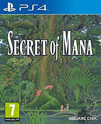 Secret Of Mana: Amazon.es: Videojuegos
