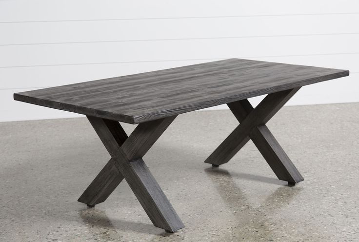 Tortuga Rectangle Outdoor Dining Table - Signature