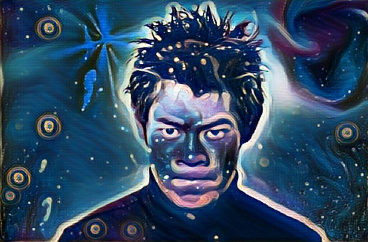 Expressief portret gemaakt door Roel