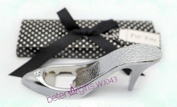 Cinderella Shoe Bottle Opener Wedding Gifts BETER-WJ043