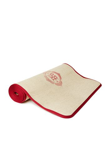 WE'AR Yoga Mat - Natural, non toxic, biodegradable. A yogi's must have