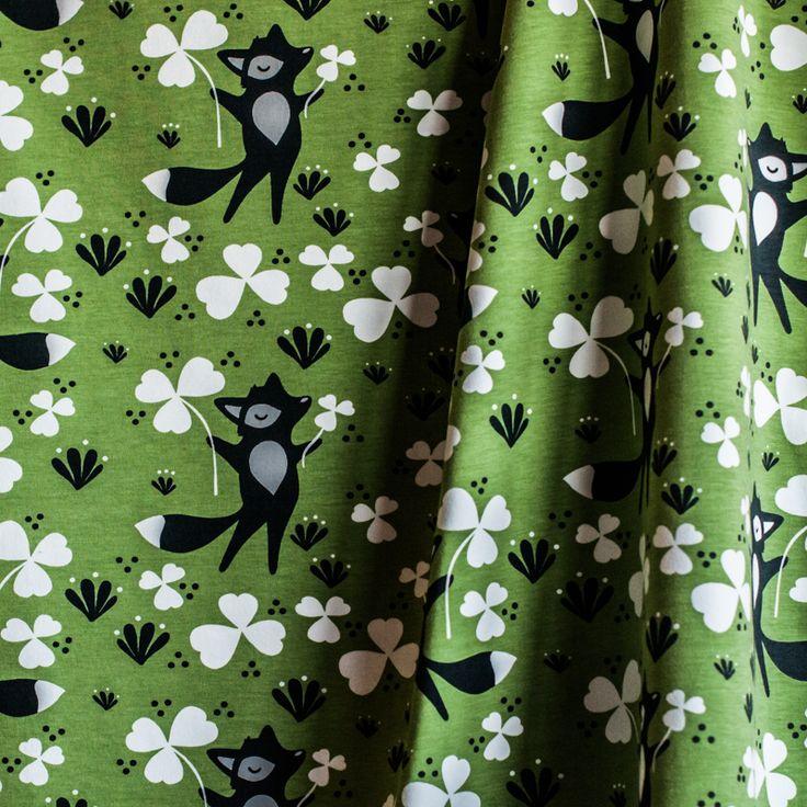 PaaPii Design - Ketunleipäkarkelot,jersey