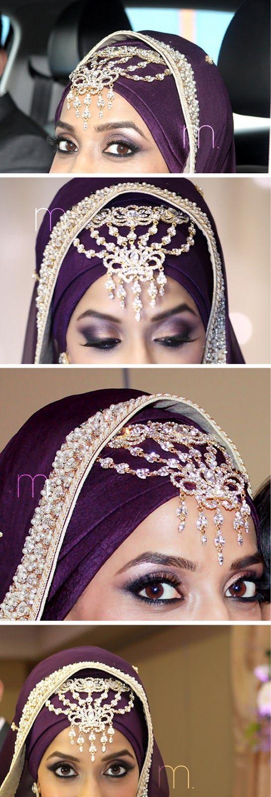 Cool Muslim Wedding Dresses mmi style: Bridal Inspiration Check more at http://24myshop.ml/my-desires/muslim-wedding-dresses-mmi-style-bridal-inspiration/