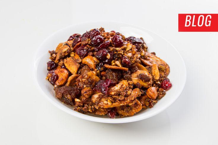 To pyszne musli możecie zjeść z mlekiem, jogurtem lub samo jako przekąskę. :) Na pewno będzie Wam smakować, a jest zdrowe i proste w przygotowaniu. Smacznego! www.incola.com.pl