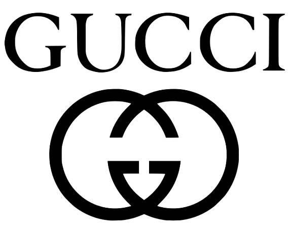 Gucci Svg Gucci Logo Svg Svg Dxf Instant Dowload Luxury Brand Logo Italian Fashion Brands Gucci Ad