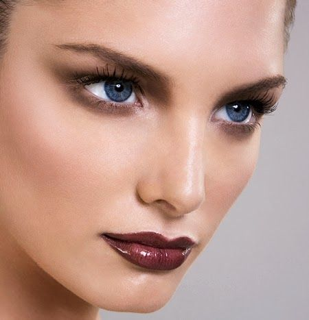 Wedding Makeup Ideas For Blue Eyes : Wedding Makeup for Deep Blue Eyes ??? Make-Up-Beauty ??? ...