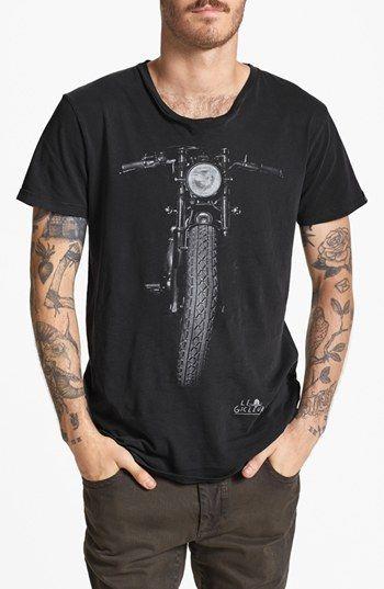 Deus Ex Machina 'Gicleur Noir' T-Shirt