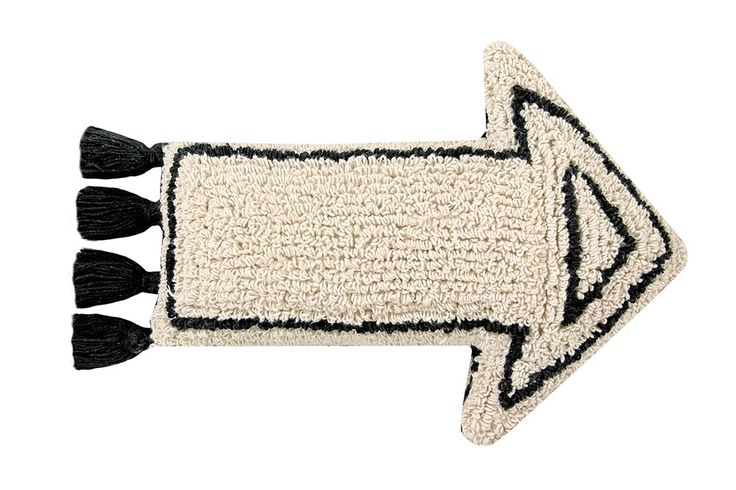 NEW Cushion Arrow #washablecushions #lorenacanals #cushions #accesories