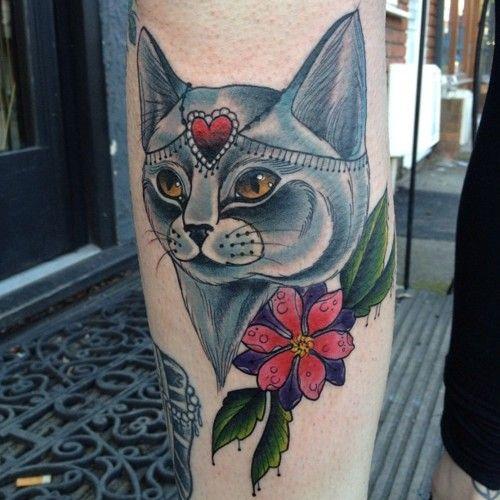 cat tattoo: Tattoo Ideas, Cat Scratch, Cat Tattoos, Bast Tattoo, Tattoo'S, Amy Savage, Tattoos Cats