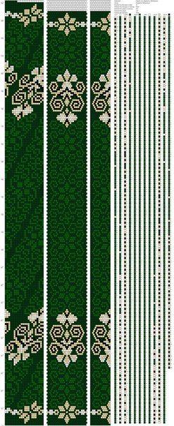 Схемы для жгутов 21-25 бис в круге.