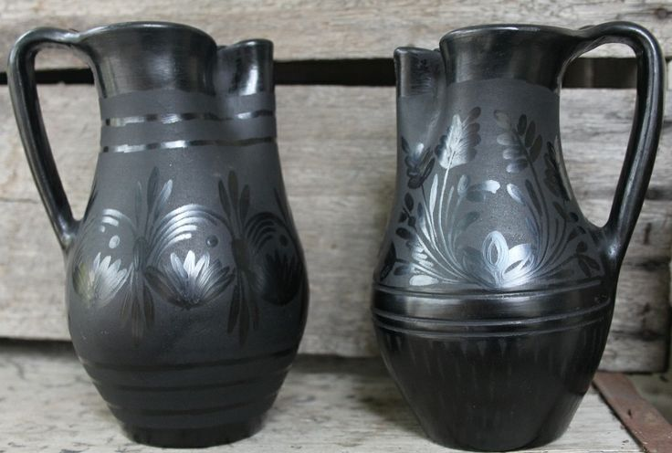 PIROSKA's Orsolya black ceramic jug collection has 6 designs & perfect for an unique handcrafted gift or to add to your own treasures. An affordable piece of art at $45. Visit www.piroska.com.au to see these and other beauties.
