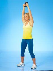 8 Fat-Burning Kettle Bell Moves