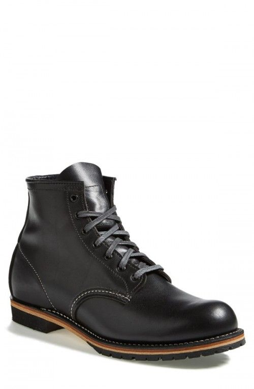 Red Wing Beckman Boots Online Only Men Black Featherstone 9014 7 D | Footwear
