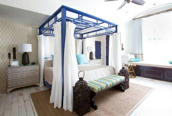 1000 id es sur le th me lit marocain sur pinterest for Chambre a coucher style provencal