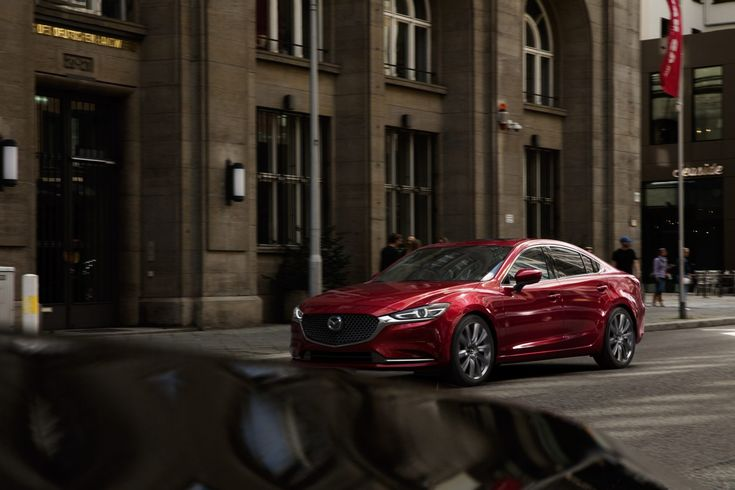 ICYMI: All-wheel-drive Mazda 6 Prospects Looking Very Iffy