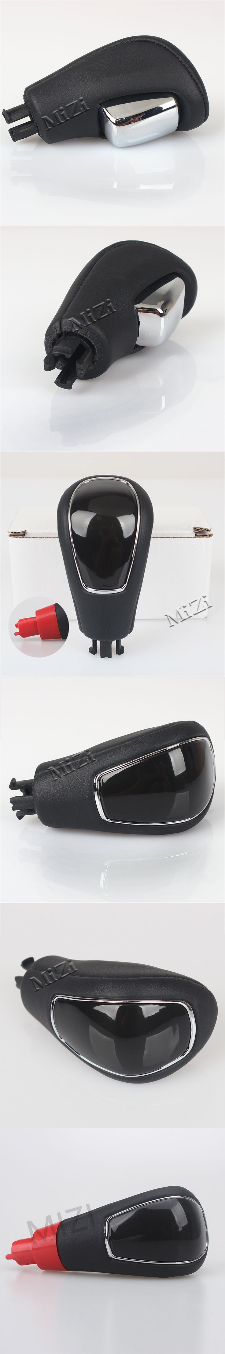 New Black Automatic Transmission Gear Shift Knob For Ford Mondeo Mk4 S-MAX Quality Assured Wholesale