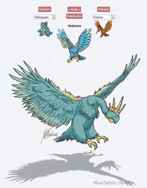 Sou um cara hipster no que diz respeito a pokémons… só gostava dos 150 primeiros e sempre achei desnecessário os outros 976461654 que vieram depois. Na verdade os criadores só precisavam usar o Pokémon Fusion e criar milhões de combinações da fusão dos 150 pokémons, fácil! Como eles não fizeram isso, a internet está fazendo. […]