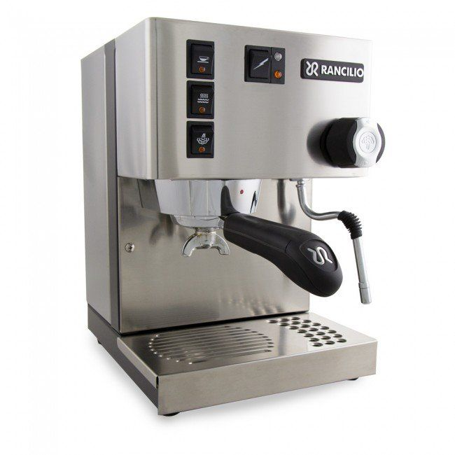 rancilio redesigned v3 espresso machine