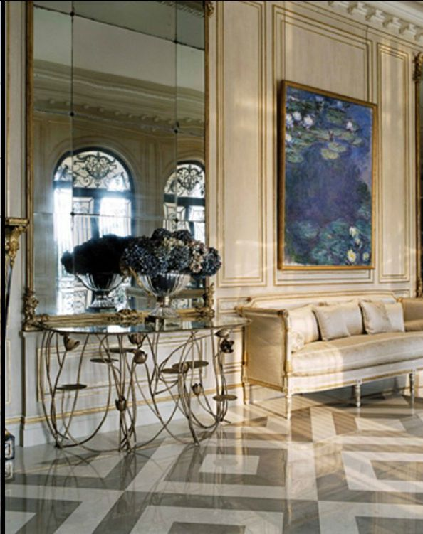 Peter Marino Interior Design  #architecture #interior #marino #peter Pinned by www.modlar.com
