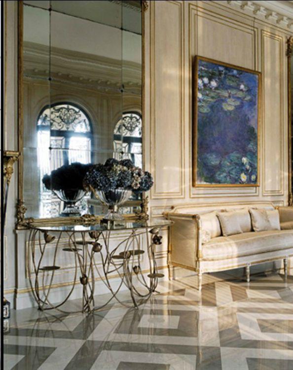 Peter Marino Interior Design  #architecture #interior #marino #peter Pinned by www.modlar.com