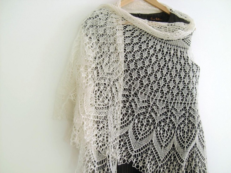 Estonian Lace Knitting Patterns Free Image collections - handicraft ...